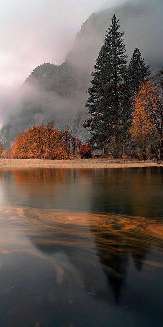 Yosemite-Natinal-Park-California